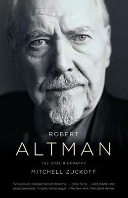 Robert Altman By Zuckoff, Mitchell