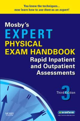 Mosby's Expert Physical Exam Handbook By Monahan, Frances D., Ph.D.