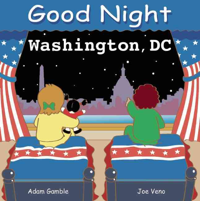 Good Night Washington, DC By Gamble, Adam